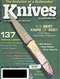 Knives Illustrated 2002